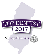 NJ Top Dentist logo