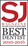 SJ Magazine Best Dentist logo